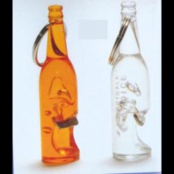 Beer Bottle Opener Key Ring