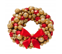 Belgian Chocolate Wreath Promotional Products