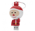 Santa USB Ball Person Promotional Products