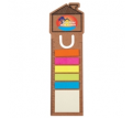 House Bookmark/ Ruler with Noeflags