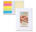 Mini Notebook with Noteflags
