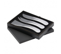 Sienna Stainless Steel Cheese Set Promotional Products