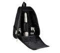 Ebony Sling bag with Coffee Set Promotional Products