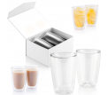 Glass Coffee & Tea Set Promotional Products