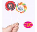 Hand Made Candy Lollipop