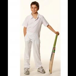 Kids True Dry Mesh Short Sleeve Polo Shirt