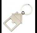 House Warming Bottle Opener Key Ring