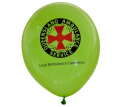 30cm Balloon Printed 2 Colours 1 Side