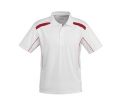 Mens United Short Sleeve Polo