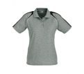 Ladies Cotton Back Polo