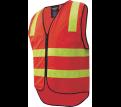 Vic Roads Style Vest