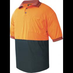 Hi Vis Polo Shirt