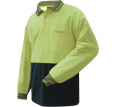 Hi Vis Polo Shirt - Long Sleeve