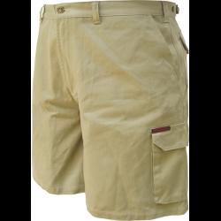 100% Cotton Drill Cargo Shorts