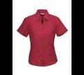 Ladies Short Sleeve Printed Oasis Shirt
