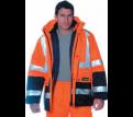 Venture 4 in 1 Hi Vis Combination Jacket