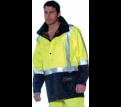 Transit Hi Vis Waterproof Jacket