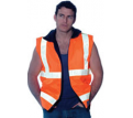 Traffic Hi Vis Reversable Vest