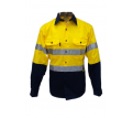 Hi Vis 2 Tone Work Shirt