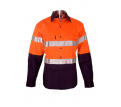 NEXcool Hi Vis 2 Tone Work Shirt