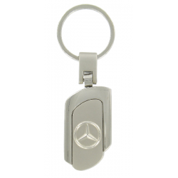 Die Cast Key Rings - No Colour Fill