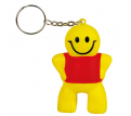 Stress Little Man Key Ring