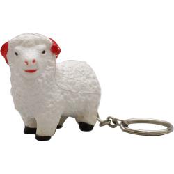 Stress Sheep Key Ring