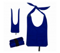 Nylon Sling Bag with Open Handles