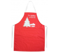 Christmas Apron - Cotton Twill Promotional Products