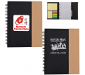 Trek Recyclable Notebook, Flag and Pen
