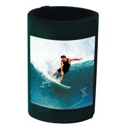 Sublimated Printed Cooler with Base