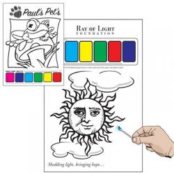 Custom Painted Sheets