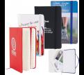 Digital Printed Notebook with Elastic Closure