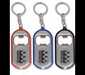 Digital Printed Bottle Opener Key Ring