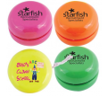 Digital Printed Fluro Yo Yo's Promotional Products