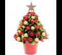 Medium Traditional Gourmet Chocolate Christmas Tree