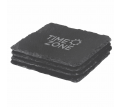 Chateau Natural Slate Coaster Set x 4