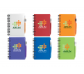 BIC Notebook Plastic Cover Small