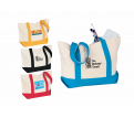CLEARANCE STOCK: Medium Snap Tote