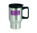 CLEARANCE STOCK: Stainless Steel Trip Mug