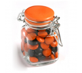 Choc Beans in  Clip Lock Jar