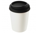 Ceramic Mug with Silicone Lid 250ml