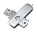 Metal Swivel USB Flash Drive