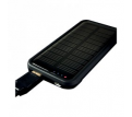 Sun Solar/USB Power Bank 2000 mAh