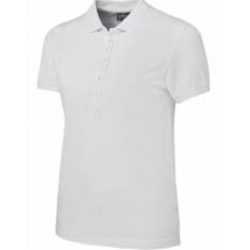 Ladies Cotton Pique Polo