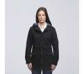 smpli Womens Black Heritage Twill Jacket