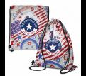 Tacoma Drawstring Backpack