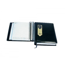 Debden Elite A5 Compact Diary - Day to Page