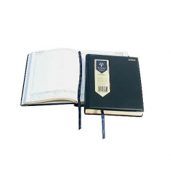 Debden Classic A5 Compact Diary - Day to Page