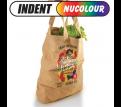 Poly / Cotton Short Handle Tote Bag - 170GSM